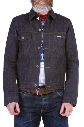 Denim Jacke 15 oz