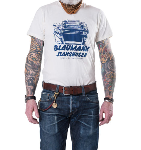 Blaumann T Shirt Webstuhl